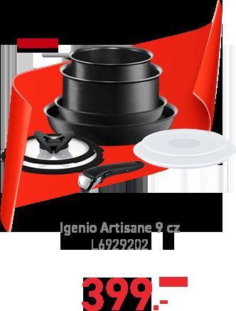 Nagroda: Zestaw Ingenio Artisane - 9 części