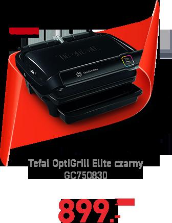 Nagroda: Optigrill Elite w kolorze czarnym